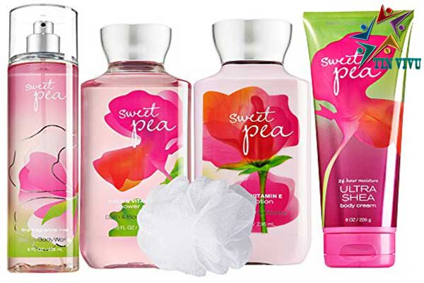 Bath-And-Body-Works-Sweet-Pea-chinh-hang
