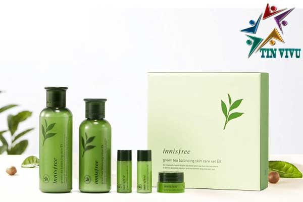 Kem-Duong-Da-Innisfree-tra-xanh-Green-Tea-Fresh-Cream