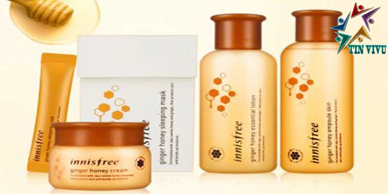 Kem-duong-am-Innisfree-Ginger-Honey-Cream
