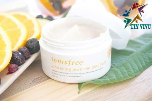 Kem-duong-trang-Innisfree-Whitening-Pore-Cream