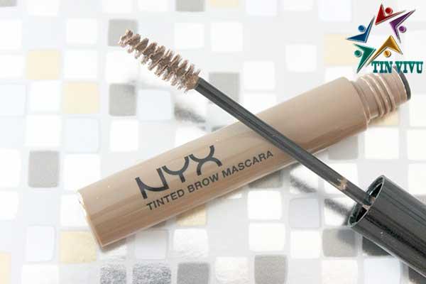 Mascara chân mày Nyx Tinted Brow