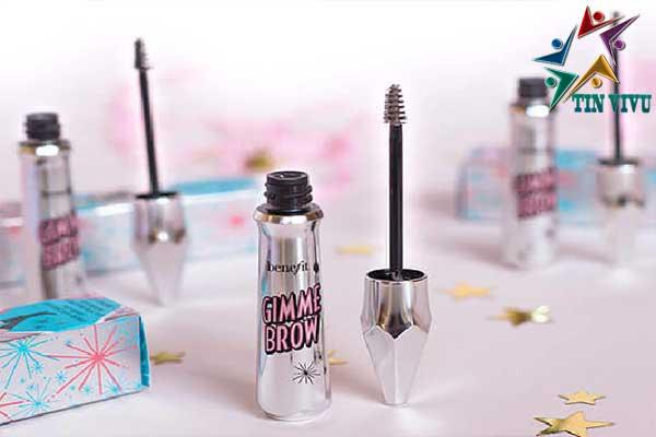 Mascara lông mày gimme brow – benefit