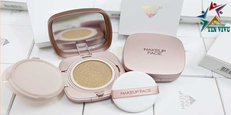 Nakeup-Face-Coverking-Powder-Cushion