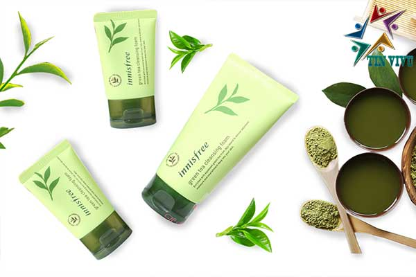 Sua-Rua-Mat-Innisfree-Green-Tea-Cleansing-Foam