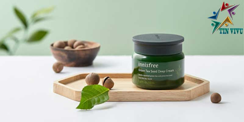 kem-duong-am-Innisfree-The-Green-Tea-Seed-Deep-Cream