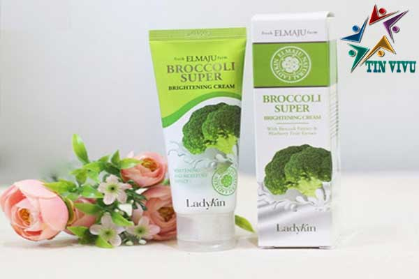 Kem-Bong-Cai-Xanh-Broccoli-Super-Brightening-Cream-LadyKin