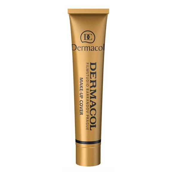 Kem Che Khuyết Điểm Dermacol Make-Up Cover Cream