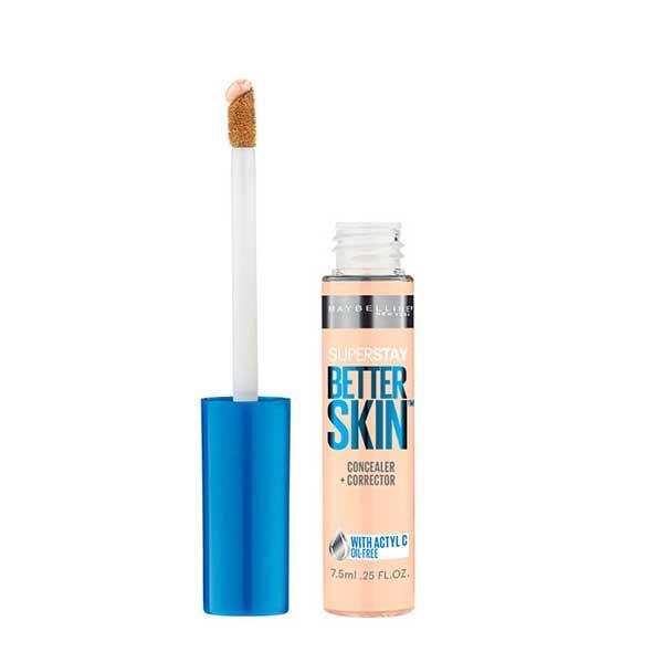 Kem Che Khuyết Điểm Cho Da Mụn Maybelline Better Skin Concealer 7,5m