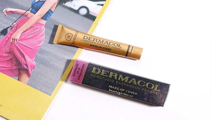 Kem Nền Dermacol Make-Up Cover Cream