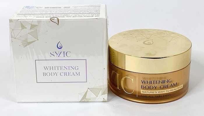 Kem-body-Sylic-Whitening-Body-Cream-duong-trang-da-toan-than-150g