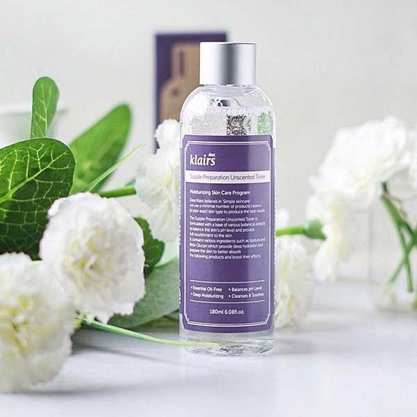 Nuoc-hoa-hong-chong-viem-khong-mui-Klairs-Supple-Preparation-Unscented-Toner