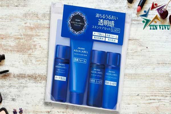 kem-duong-Shiseido-Aqualabel-xanh-chinh-hang
