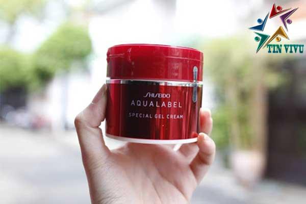 kem-duong-da-Shiseido-Aqualabel-do-chinh-hang