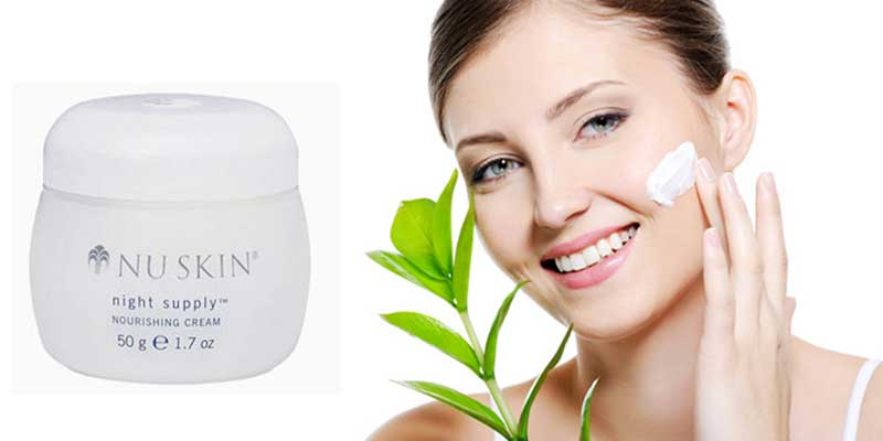 Kem-duong-da-ban-dem-NuSkin-Night-Supply-Nourishing-Cream-50g