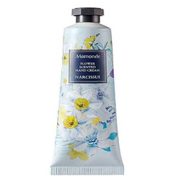 Kem-Duong-Da-Tay-Huong-Hoa-Mamonde-Flower-Scented-Hand-Cream-50ml