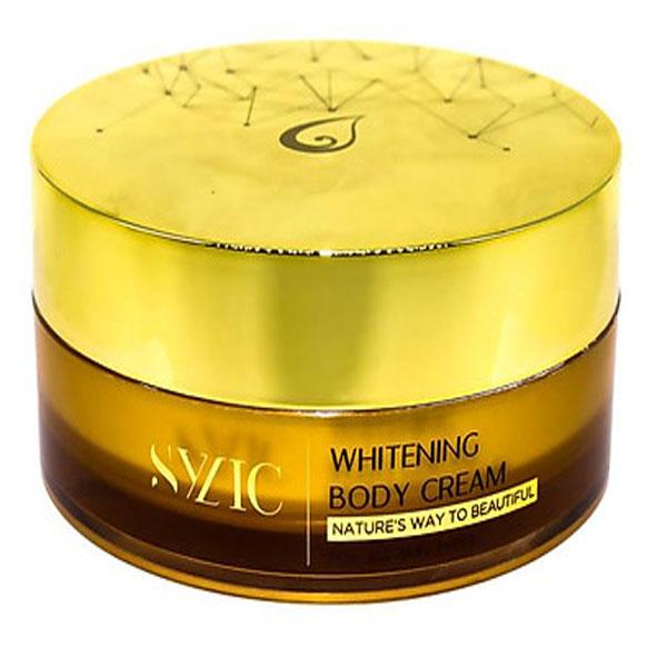 Kem-body-Sylic-Whitening-Body-Cream-duong-trang-da-toan-than-100g