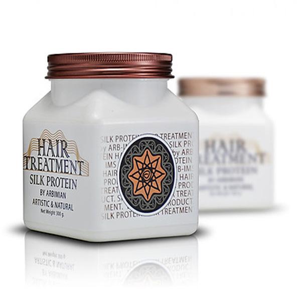 Ủ tóc tơ tằm – Hair Treatment Silk Protein