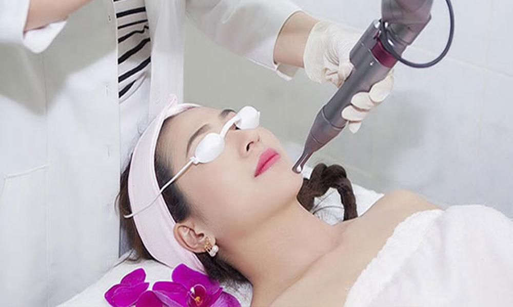 Cách trị sẹo rỗ, sẹo lõm với công nghệ cao tại viện thẩm mỹ Đà Nẵng
