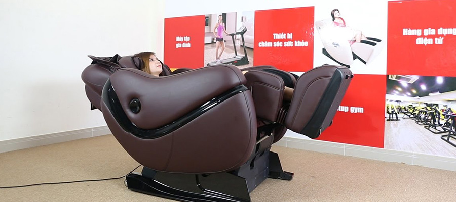 Ghế massage toàn thân Kingsport